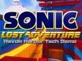 TSSZnews Interview regarding Sonic Lost Adventure