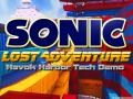 TSSZnews Interview regarding Sonic Lost Adventure