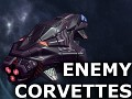 Enemy Corvettes