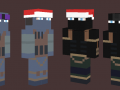 Community Spotlight: Intruder Minecraft Skins