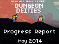 So what has changed? - Progress Report May 2014