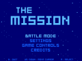 THE MISSION now on IndieDB!