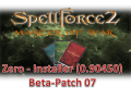 Spellforce 2 - Master of War 0.90450 released!
