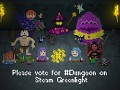 Hashtag Dungeon is on Steam Greenlight!