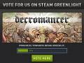 Decromancer wants YOU to decide its business model.