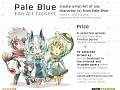 Fan-Art Contest for Pale Blue!