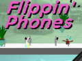 Flippin' Phones - out for free on Itch.io. Flip phones to save humanity!