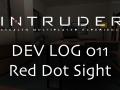 Intruder Series 011 Red Dot Sight