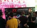 Soccertron at GameLab Barcelona 2014
