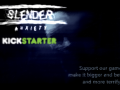 Slender: Anxiety KICKSTARTER.