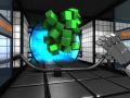Artificial Mind Update #6 - Buttons, Lasers, Static extenders and Force fields!