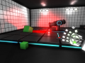 Artificial Mind Update #7 - Turrets, Laser fields, Water mines and Flowing water