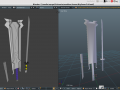Swords for the development