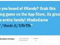 Randy - ThunderClap Campaign
