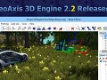 NeoAxis 3D Engine 2.2 Released