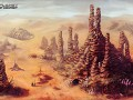 «Living hills» of K'Tharsis
