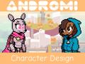 Designing Andromeda and Naomi