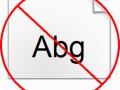 Font Fix