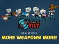 Project Tilt update incoming: new weapons!