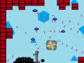 The Crazy Bomber Robot Game on Googlr Play now