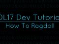 Game Developer's Blog – Rag Doll Tutorial