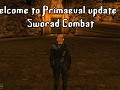 Primaeval Update #1: Sword combat