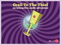 Blind Accessible Audio Game, Grail to the Thief, Now Available for Download