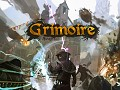 Grimoire on Kickstarter and Greenlight!!