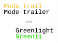 Greenlight and new trailer