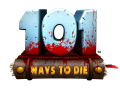 Weapons in 101 Ways To Die - Part 1