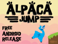 Alpaca Jump - releasing today, on Google Play! For FREE!