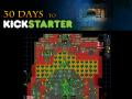Development & Kickstarter countdown