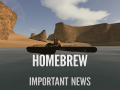 UPDATE - Homebrew : Some important things are coming soon
