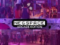 Negspace, finally being played on the wild!