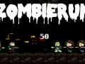 ZombieRun - retro local multiplayer awesomness will be released for Halloween