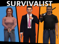 Survivalist on IndieGameStand & Benny Hill Mode!