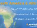 AirwaySim's new scenario and features