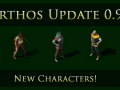 Nyrthos update is LIVE!!! Come and play!