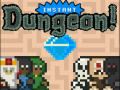 Instant Dungeon! Arrives on Steam! Plus v1.41 Released!