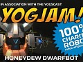 Yogscast Charity Robot in Robocraft!