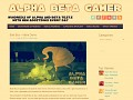 Alpha Beta Gamer on Bulb Boy