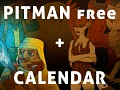 PITMAN for free today + Christmas Calendar