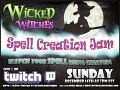 Spell Creation Jam