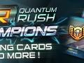 Quantum Rush: Champions – Trading-Cards