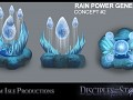 Disciples of the Storm: Rain faction unit concepts updates