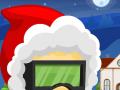 Santa Claus Run ! Released On Apple App Store !