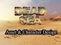 Dead Sea - Asset & Character Design & Indiegogo