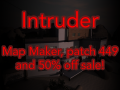 Intruder Map Maker and Holiday Sale!