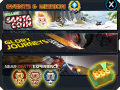 Weekend new events : Collect Santa Coin and Near Death Experience ...now!