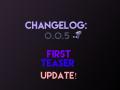 Changelog Entry 0.0.5